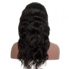 Brazilian Body Wave Full Lace Wig Human Hair Wig With Natural Hairline Baby Hair Real Human Hair 360 Lace Front Wig