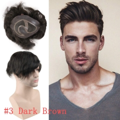 #3 Dark Brown Color