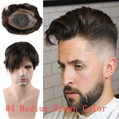 #4 Medium Brown Color