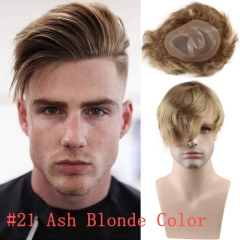 #21 Ash Blonde Color