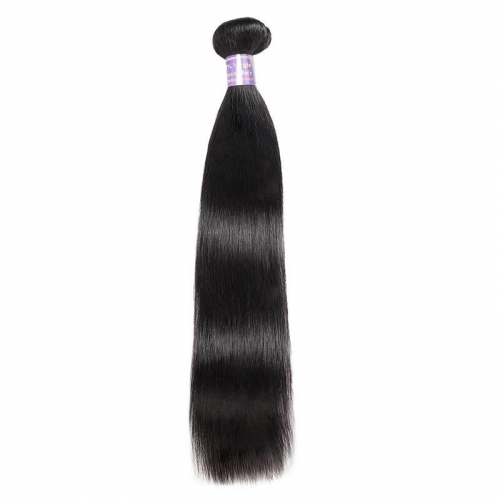 Eseewigs One Bundle Straight Virgin Human Hair Extension