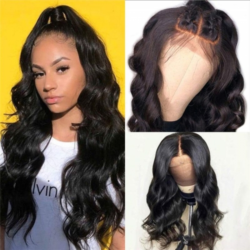 Body Wave HD Lace Front Wigs  5x5 Closure Wigs Human Hair Wigs Skin Melt HD Lace Wigs 10A Brazilian Human Hair Wigs In Stock