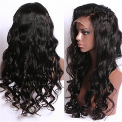 150% Density 13x6 Lace Front Wigs for Black Women Straight Human Hair Lace Front Human Hair Wigs with Baby Hair
