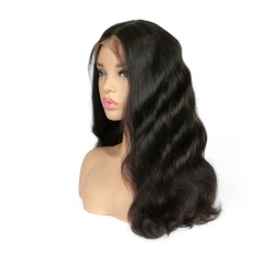 250% Density Wigs Body Wave Pre-Plucked Human Hair Wigs Glueless  Wigs Natural Hair Line