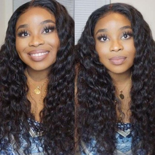Eseewigs Brazilian Loose Deep Wave 4 Bundles Virgin Hair