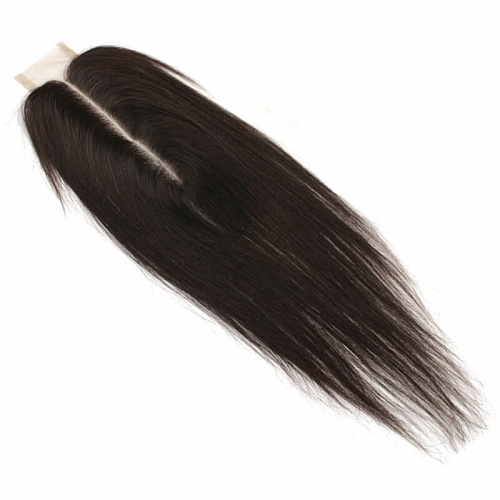 New 2x6 Deep Parting Lace Closure Silky Straight with Baby Hair In Stock