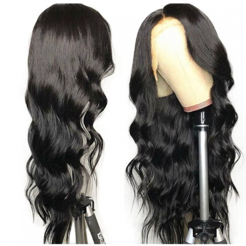 360 Lace Frontal Wig PrePlucked with Baby Hair Brazilian Body Wave Lace Front Human Hair Wigs Remy Hair For Black Women