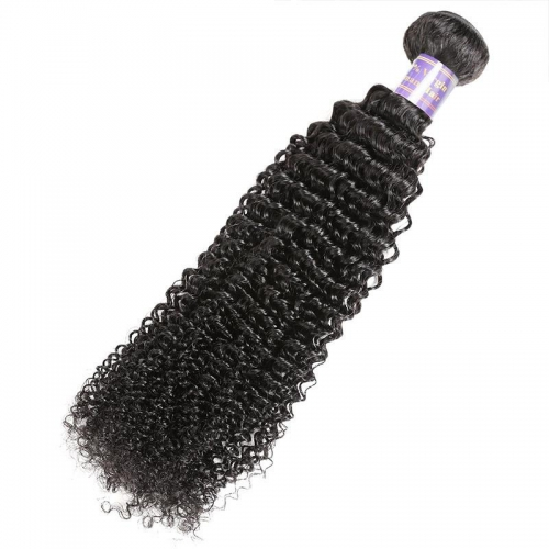 Eseewigs Curly Wave One Bundle Virgin Human Hair