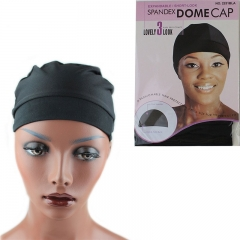 Spandex Dome Cap For Wig Cap Snood Nylon Strech Hairnets Wig Caps For Making Wigs Glueless Hair Net Wig Liner