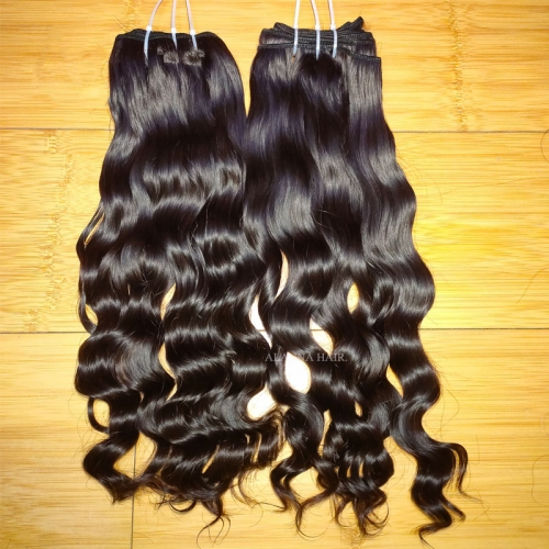 Cambodian Hair Vendors New Arrival Grade 12A Unprocessed Cambodian Wavy Virgin Hair 100% Raw Cambodian Hair Can Be Bleached