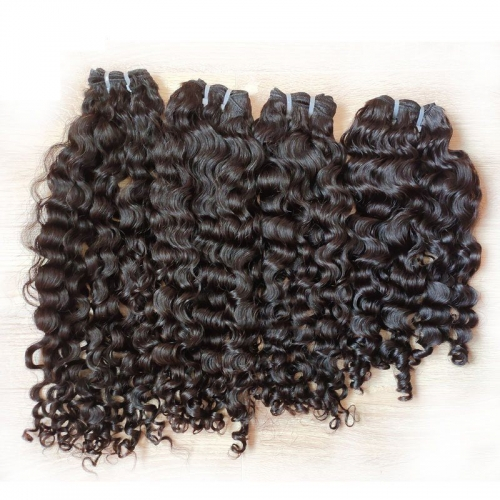 New Arrival Top Garde 12A Virgin Burmese Curly Hair Weave Bundle 100% Cuticle Aligned Burmese Deep Curly Human Hair