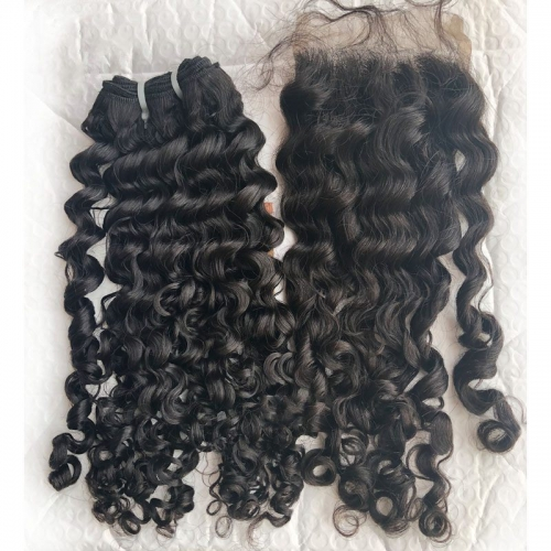 "Wholesale Cuticle Aligned Raw Virgin Hair, No Chemical Processed 100% Raw Burmese Curly Virgin Hair Bundles 8""-30"""