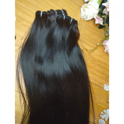 "100% Raw Virgin Burmese Silky Straight Hair, Grade 12A Virgin Burmese Straight Human Hair Weave Bundles 8""-32"""