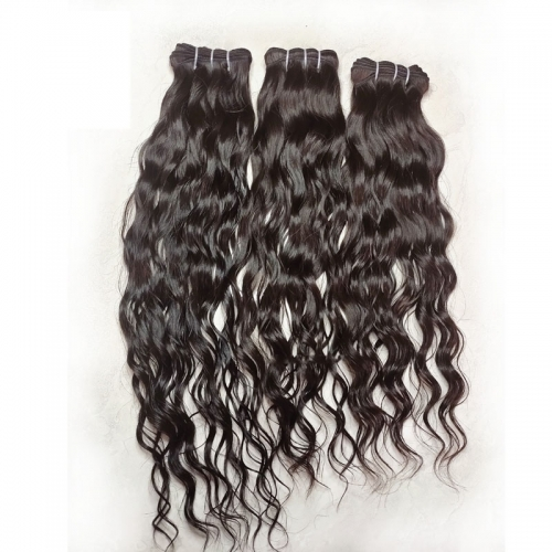 26Inch To 30Inch Longer Length Raw Virgin Cuticle Aligned Cambodian Raw Hair Loose Wavyweave Bundle Can Be Bleached
