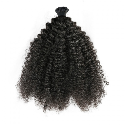 Thick Ends Real Remy Factory Price Different Color Machine I-Tips