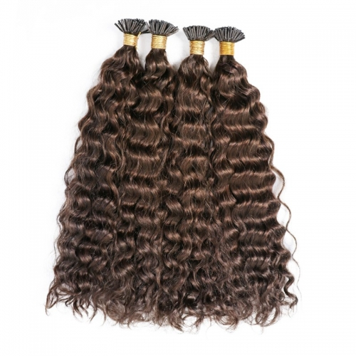 Factory Price Raw Remy Human I Tip Hair Extensions Wholesale India