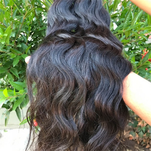 Best Indian Wholesale Vendor 100% Human Remy Hair Natural Wave I Tip Hair Extensions