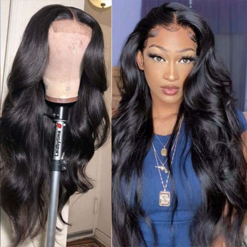 Lace Part Wigs Straight Hair Body Wave Curly Loose Deep Wave Water Wave With Parts