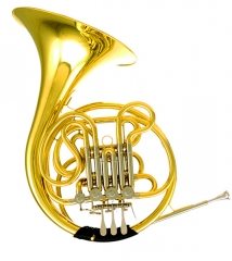 FH-602  Double French Horn 4 Keys