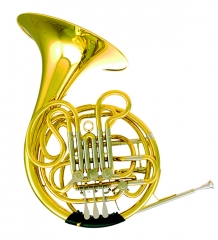 FH-601  Double French Horn 4 Keys