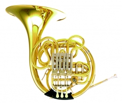 FH-603  Double French Horn 4 Keys