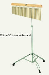 36 tones Chime with stand