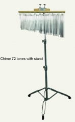 72 tones Chime with stand