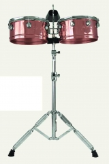 Professional red copper Timbal