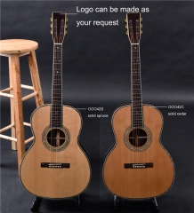 OOO-42 OOO style acoustic guitar