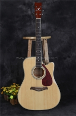 "FG370 41"" acoustic guitar"