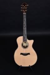 PS14  handmade solid wood  acoustic guitar, ebony fingerboard