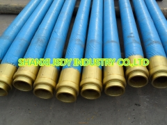 concrete pump rubber hose