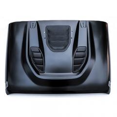 Steel Bonnot for Jeep Wrangler JK