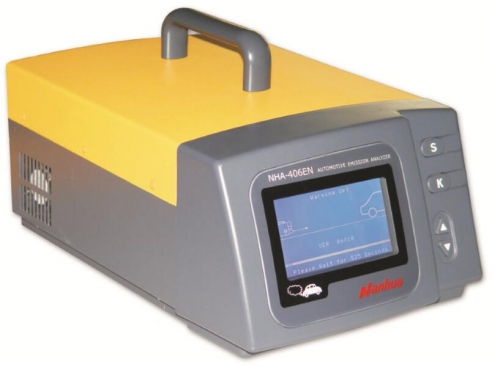 NHA-406EN Automotive Emission Analyzer(4-Gas / Portable)