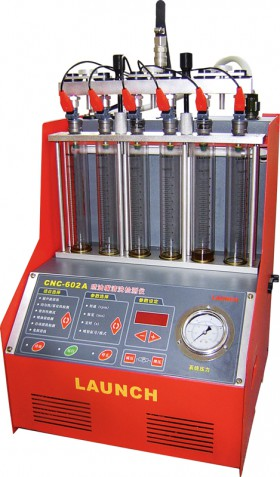 Original Launch CNC-602A injector cleaner