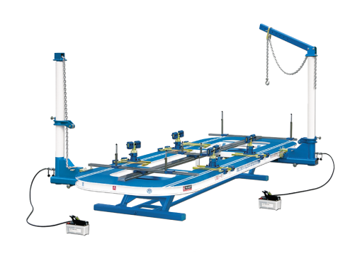 CX5-V car frame machine straightening bench