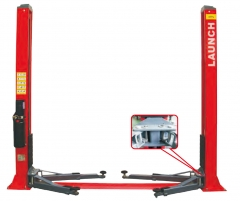TLT240SB Economical Floor Plate Two Post Lift
