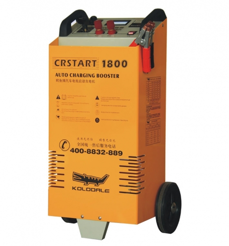 Battery charging booster CRS-1800