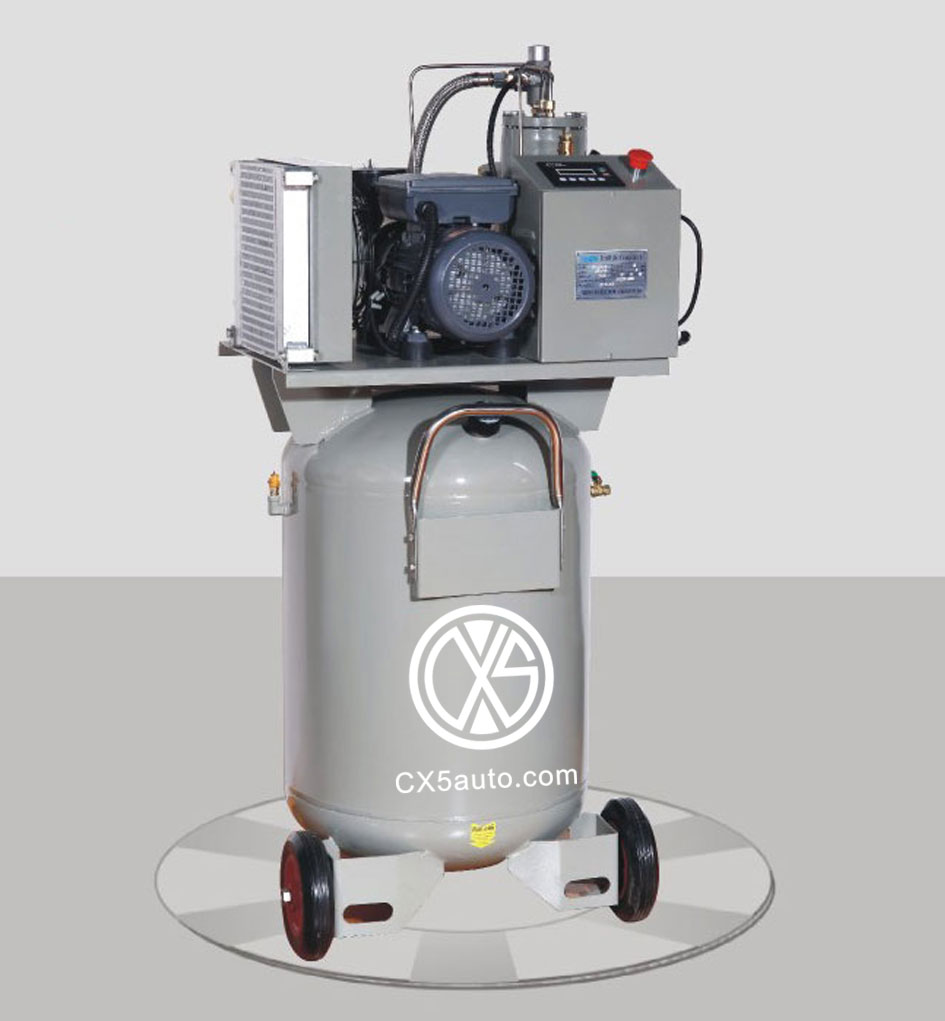 Vortex air compressor