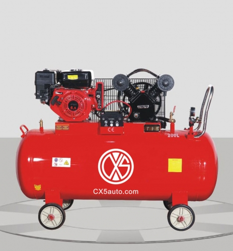 Gasoline/Diesel/Electric start air compressor