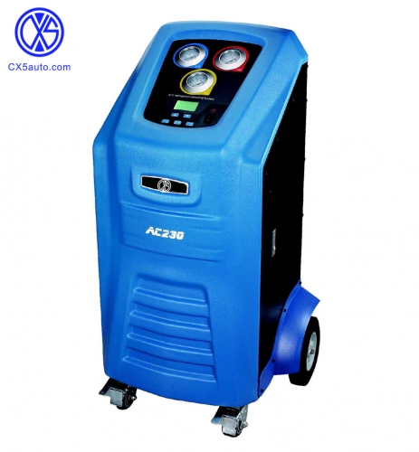 CX5-230 Fully automatic A/C machine