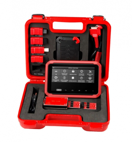 X-100 PAD key programmer and odometer adjustment