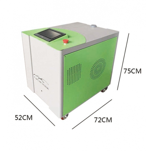 EP230/PRO/3000 Oxyhydrogen carbon cleaning machine