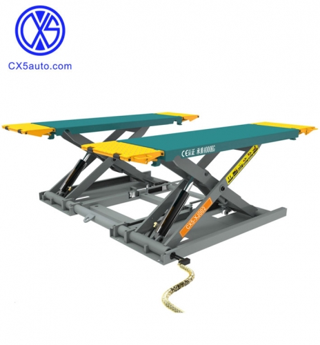 CX5-XJ002 Movable Small Scissor lift