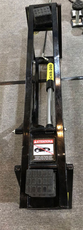 CX5QJ250 Portable car lift for home garage or shop,Car lift