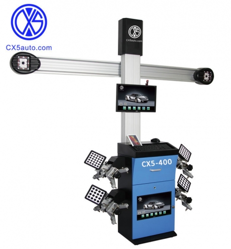 CX5-400 3D Wheel Alignment Manufacture for 4s Shop And Tire Shop