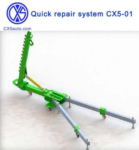 CX5-01/CX5-02 Auto body collision quick repair system