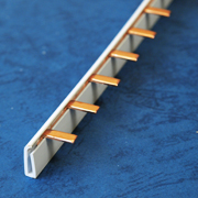 Pin busbar from 32A to 120A