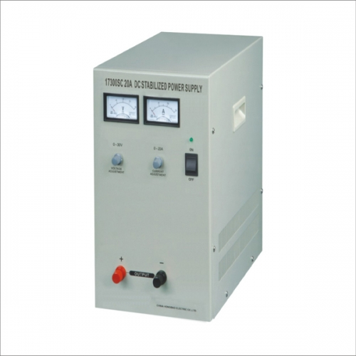 DC stabilized power supply 20-30A