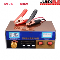 Automatic battery charger 400W